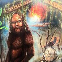 Mississippi Bigfoot  -  Population Unknown   (Silver Tongue Records)