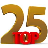 Top 25 - I Migliori Dischi del 2016