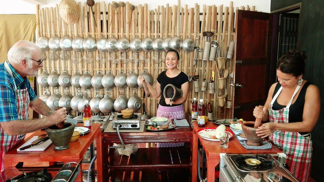 Thai Cooking School Hua Hin