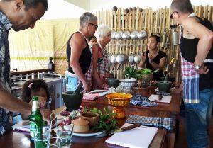 Bamboo Thai Cooking Class