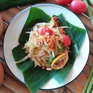 Som Tum Thai Bamboo Thai Cooking Class