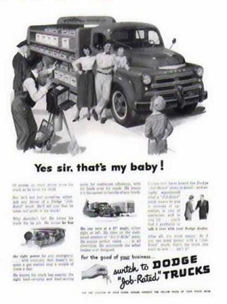 Trucking Ads