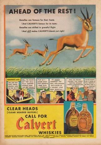 Liquor Distillery Ads