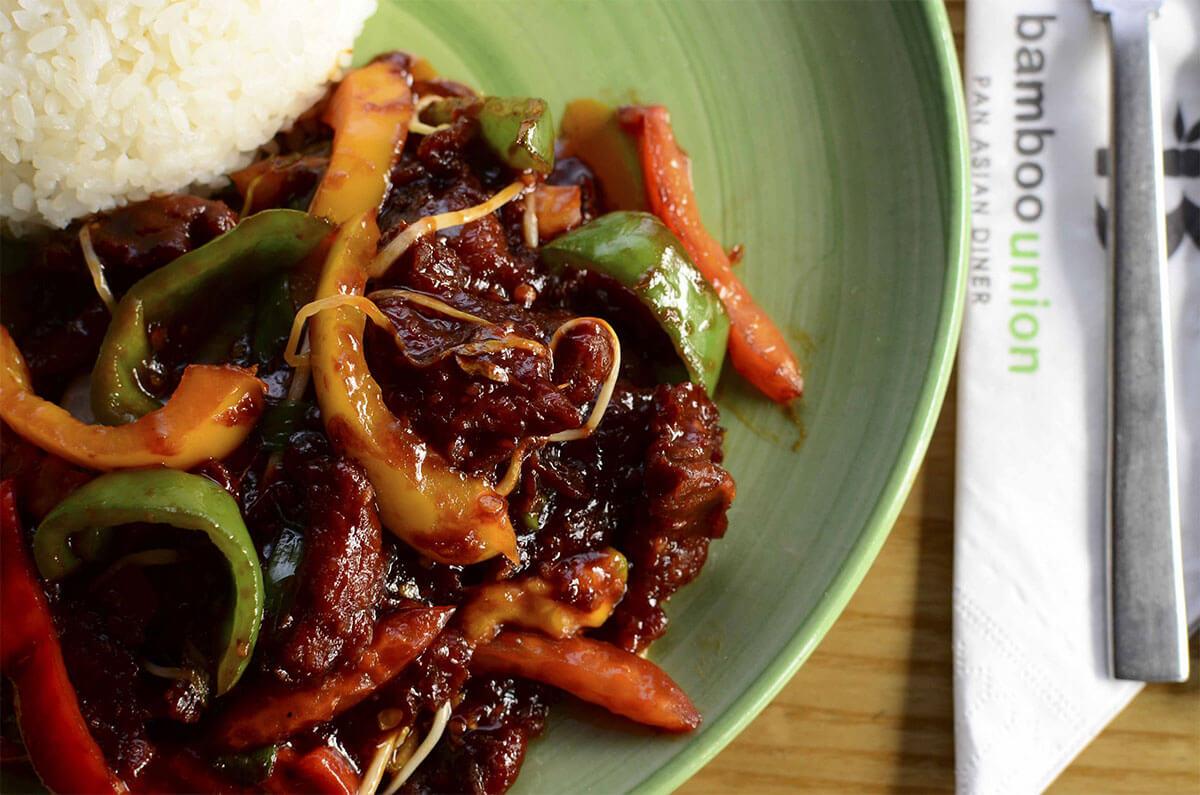 Mongolian Beef Lahore