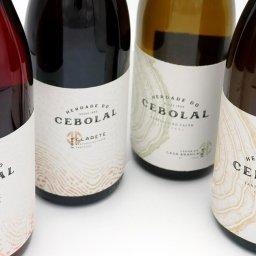 Quatro Novos Vinhos da Herdade do Cebolal que vai ter de provar