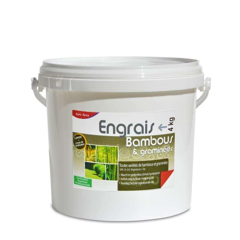 Engrais pour fertiliser le bambou