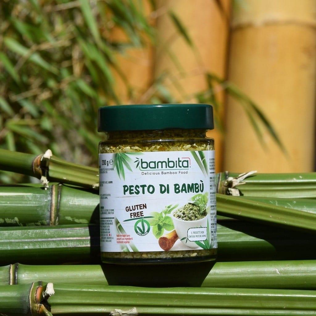 PESTO DE BAMBOU BAMBITA