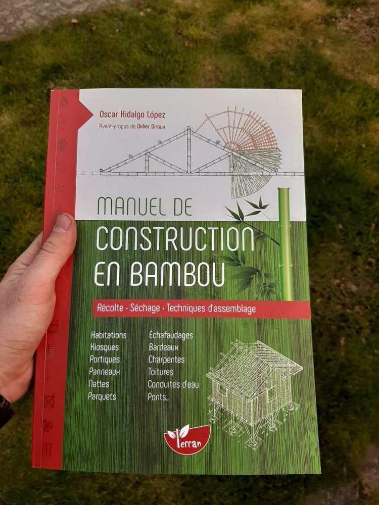 Manuel de construction en bambou