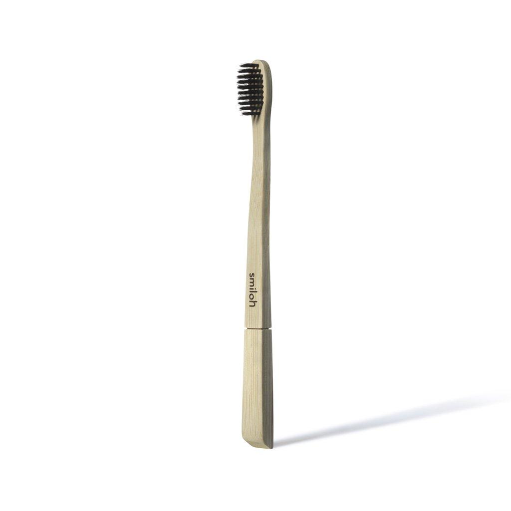Brosse à dents en bambou Smiloh 2