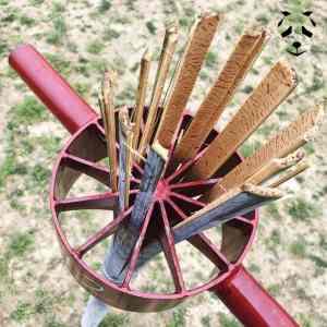 Fendoir à bambou