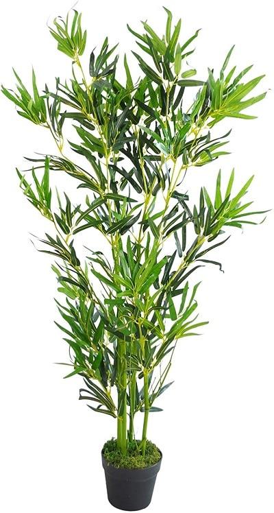Bambou artificiel pour intérieur ou extérieur