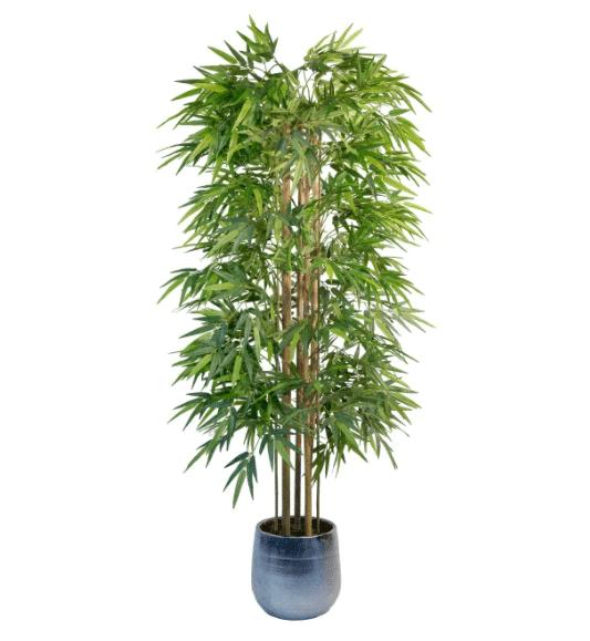 Bambou artificiel pour extérieur