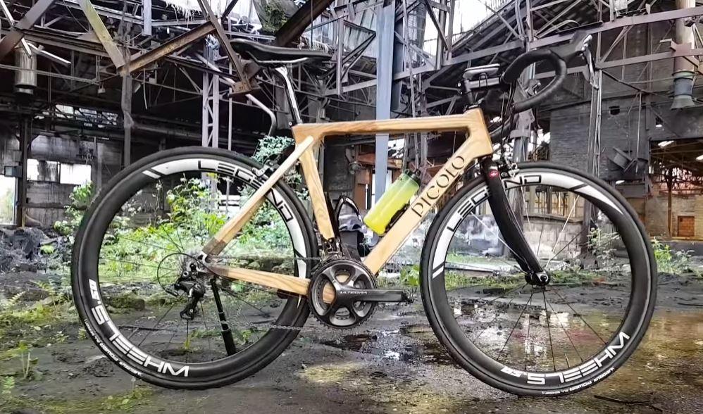 Vélo en bois Picolo