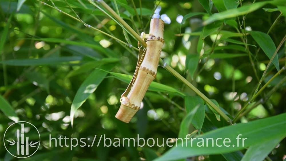 Epingle à cheveux en bambou