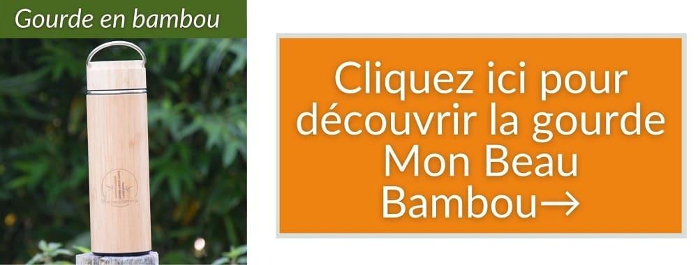 Gourde Mon Beau Bambou