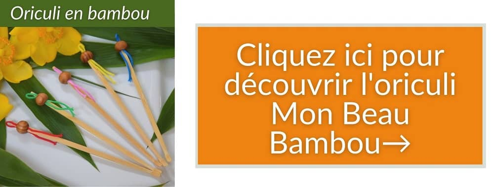 Oriculi mon beau bambou MBB