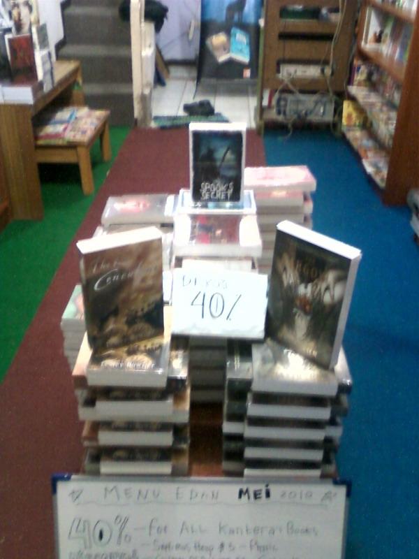 Bee Books Store (6/6)