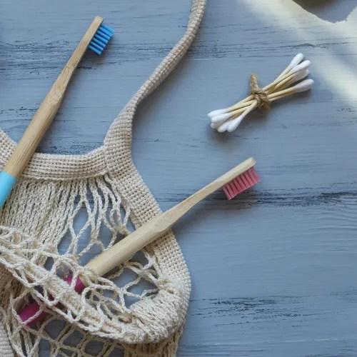 spazzolino da denti in bambù eco-sostenibile bambushop