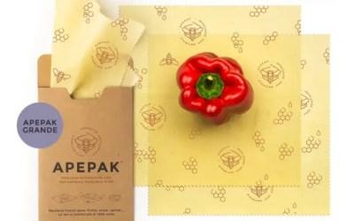 Apepak: pellicola per alimenti naturale