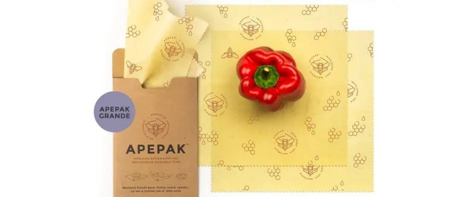 apepak pellicola ecologica per alimenti