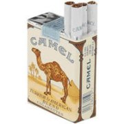 Frank smoked unfiltered Camels, just like your grandfather.