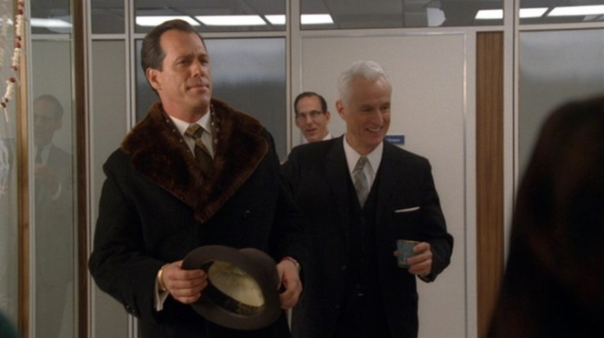 Lee Garner, Jr. and Roger Sterling