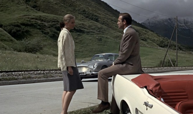 Sometimes Bond reminds me of that kid who tries to balance himself as he walks on the edge of a sidewalk.