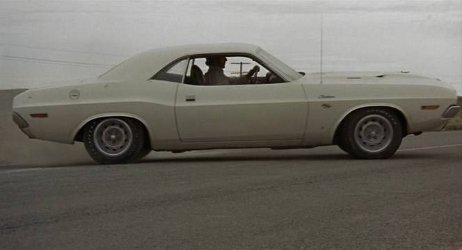 If scenes like this don't do anything for you, Vanishing Point probably isn't the film for you.