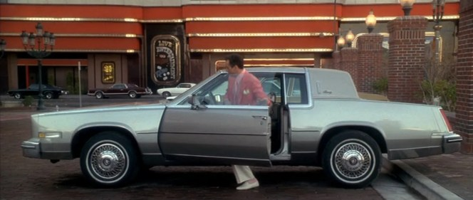If you really like watching older men get into Cadillac while wearing white pants and shoes, you should seriously consider a move to Florida.