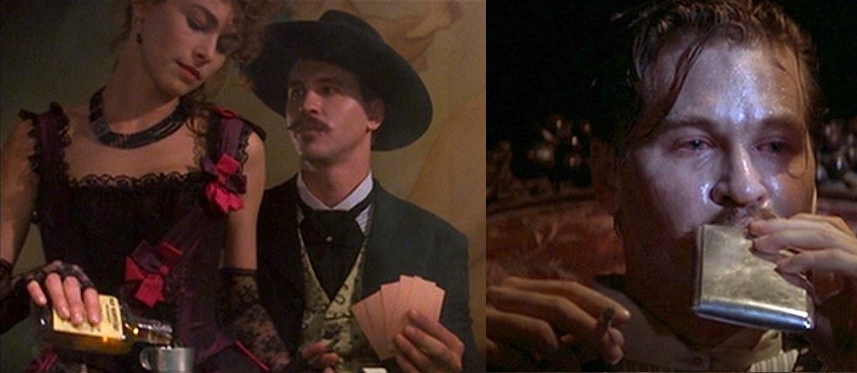 Doc Holliday Poker Scene