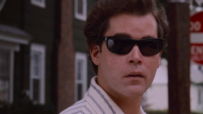 Do Henry's Ray-Bans neutralize or exacerbate what some may consider an already tacky look?
