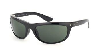 A modern pair of Ray-Ban RB4089 Balorama sunglasses.
