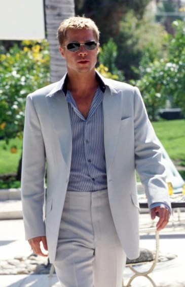 Brad Pitt as