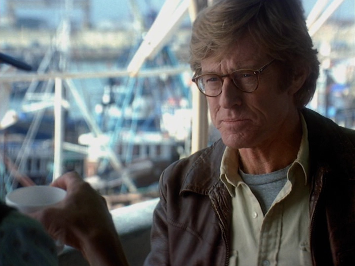 Spy Game Redford S Brown Leather Jacket In Beirut Bamf Style