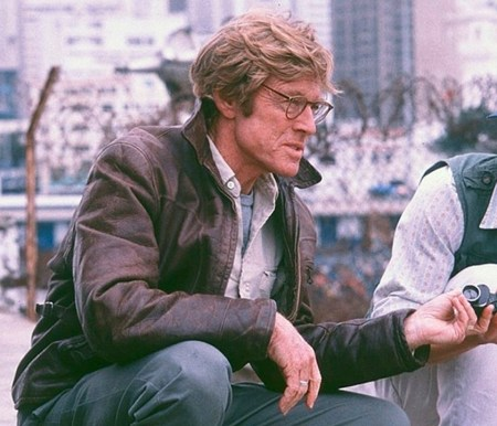 Robert Redford as Nathan Muir in Spy Game (2001).