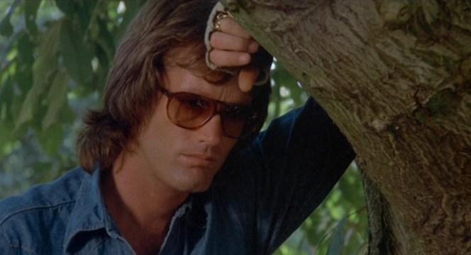 Peter Fonda poses for his senior photo.