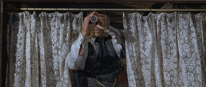 Peeping Toms were much less subtle in the 1870s.