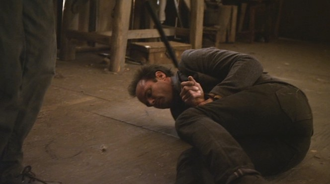 """Boyd finds himself in countless unfortunate situations during """"Kin"""" (Ep. 4.05)."""