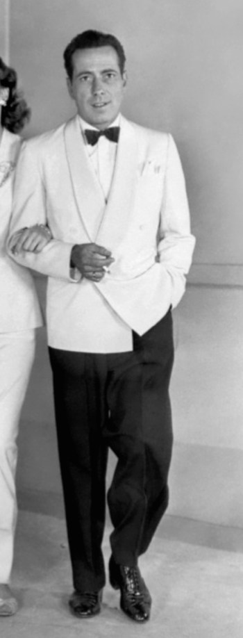 Humphrey Bogart as Rick Blaine in Casablanca (1942)