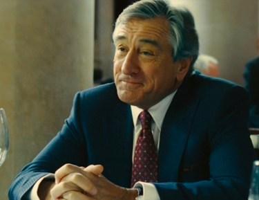 Robert De Niro as Carl Van Loon in Limitless (2011).