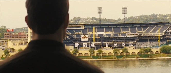 Reacher thought he found a great venue for watching the Pirates game for free... unfortunately, there's no game that day.