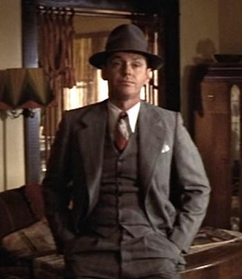Jack Nicholson as J.J. Gittes in Chinatown (1974)