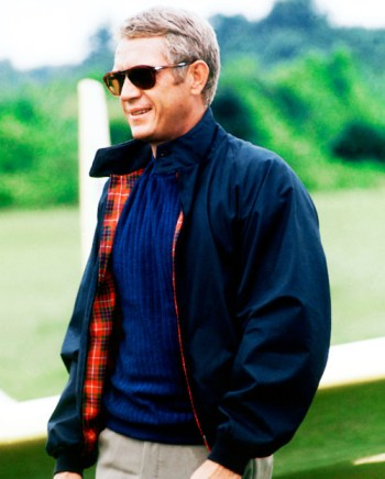 Steve McQueen as Thomas Crown in The Thomas Crown Affair (1968)