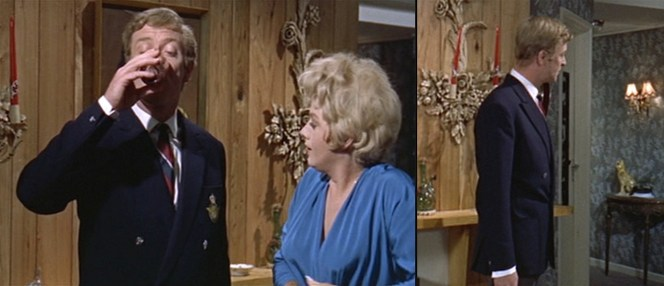 Alfie's last date with Ruby (Shelley Winters) doesn't quite go as planned...