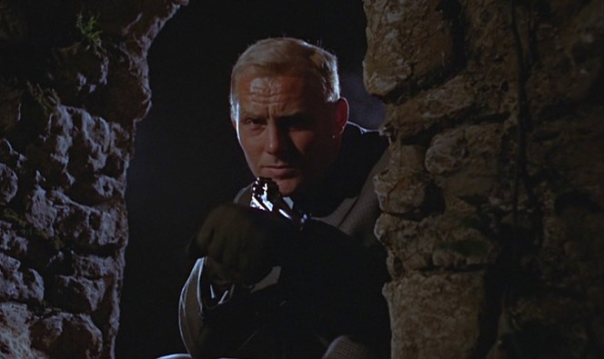 Bond would also be grateful for the accuracy of Grant's Mauser C96...although he doesn't know it yet.