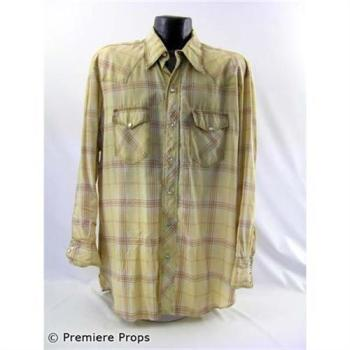 Josh Brolin's screen-worn Anto shirt, courtesy of Premiere Props.