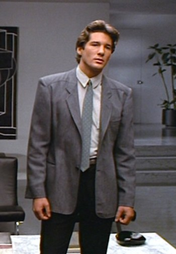 Richard Gere as Julian Kaye in American Gigolo (1980)