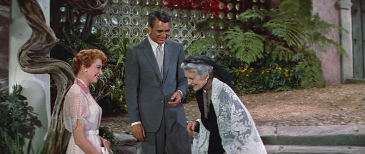 Cary Grant's Gray Pinstripe Suit in An Affair to Remember » BAMF Style