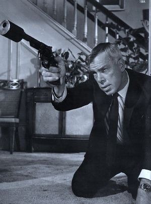Lee Marvin as Charlie Strom in The Killers (1964)