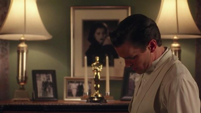 Minna (and Oscar) watch over Monroe.